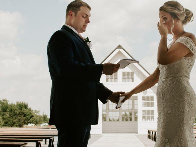 Cameron and Sonnie's Wedding in Celeste, Texas 71