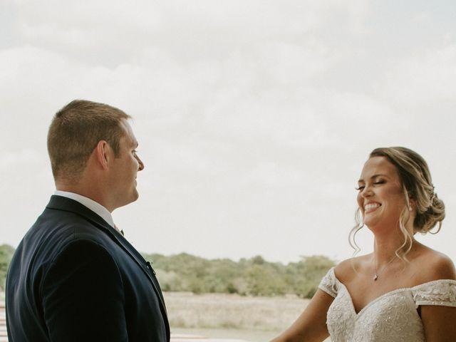 Cameron and Sonnie's Wedding in Celeste, Texas 72
