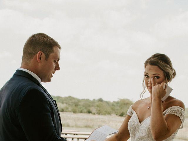 Cameron and Sonnie's Wedding in Celeste, Texas 73