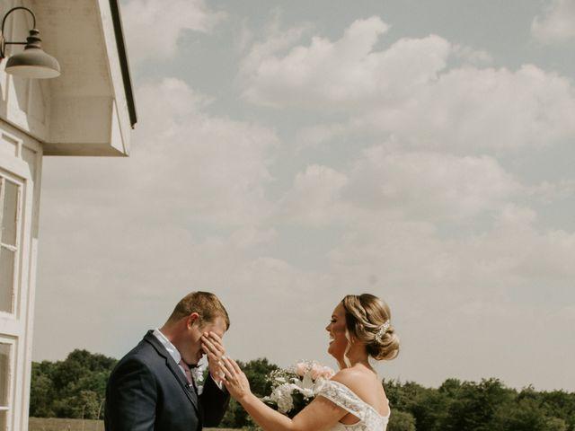 Cameron and Sonnie's Wedding in Celeste, Texas 76