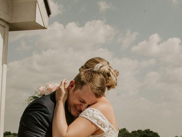 Cameron and Sonnie's Wedding in Celeste, Texas 78