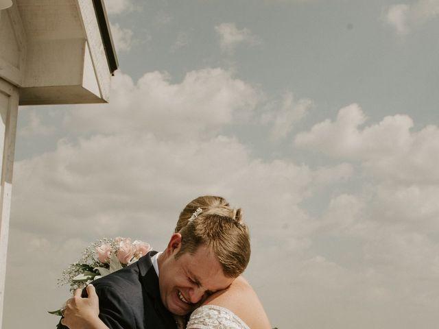 Cameron and Sonnie's Wedding in Celeste, Texas 79