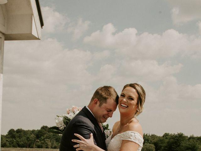 Cameron and Sonnie's Wedding in Celeste, Texas 82