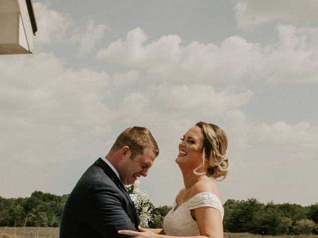 Cameron and Sonnie's Wedding in Celeste, Texas 83