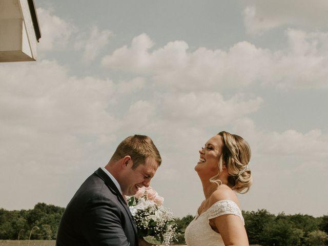 Cameron and Sonnie's Wedding in Celeste, Texas 84