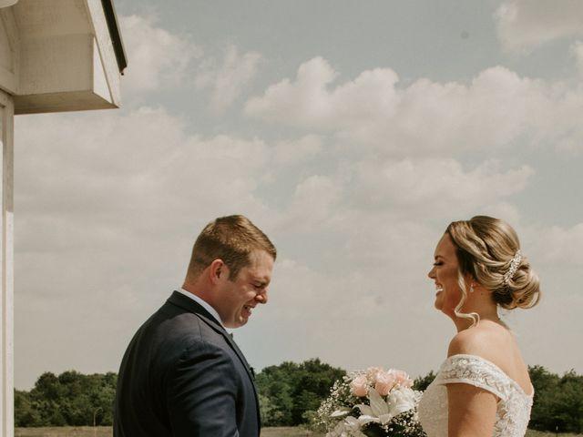 Cameron and Sonnie's Wedding in Celeste, Texas 86