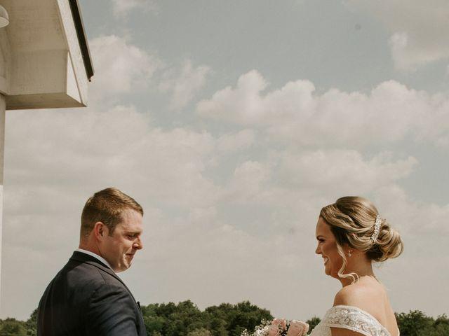 Cameron and Sonnie's Wedding in Celeste, Texas 87