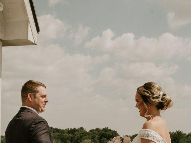 Cameron and Sonnie's Wedding in Celeste, Texas 89