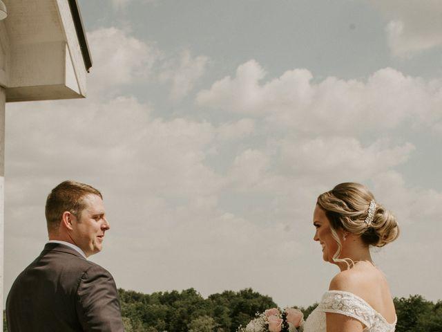 Cameron and Sonnie's Wedding in Celeste, Texas 90