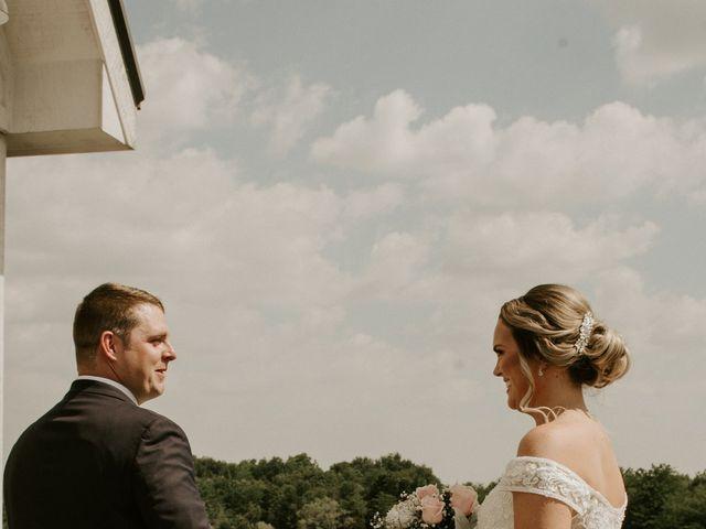 Cameron and Sonnie's Wedding in Celeste, Texas 91