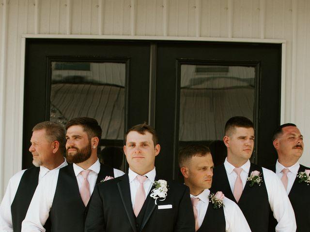 Cameron and Sonnie's Wedding in Celeste, Texas 95