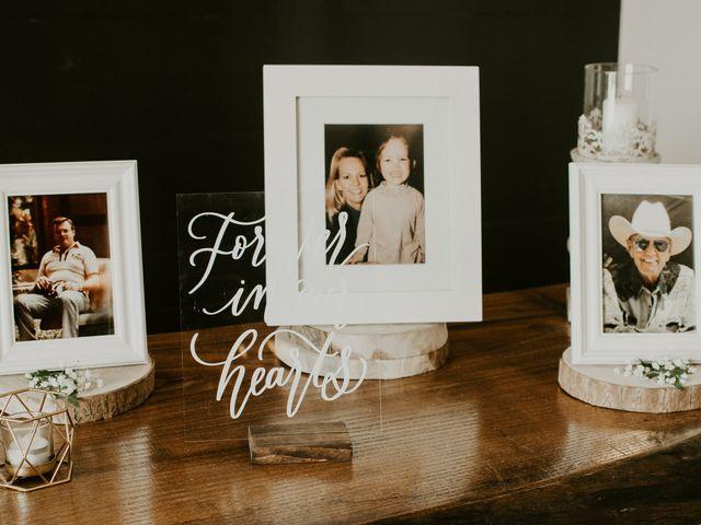 Cameron and Sonnie's Wedding in Celeste, Texas 112