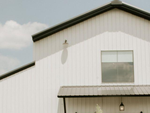 Cameron and Sonnie's Wedding in Celeste, Texas 115