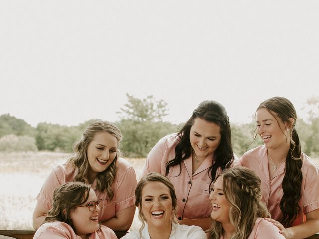 Cameron and Sonnie's Wedding in Celeste, Texas 122