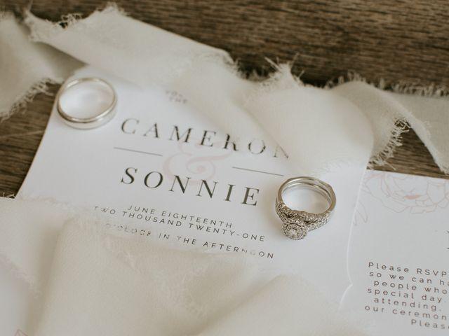 Cameron and Sonnie's Wedding in Celeste, Texas 126