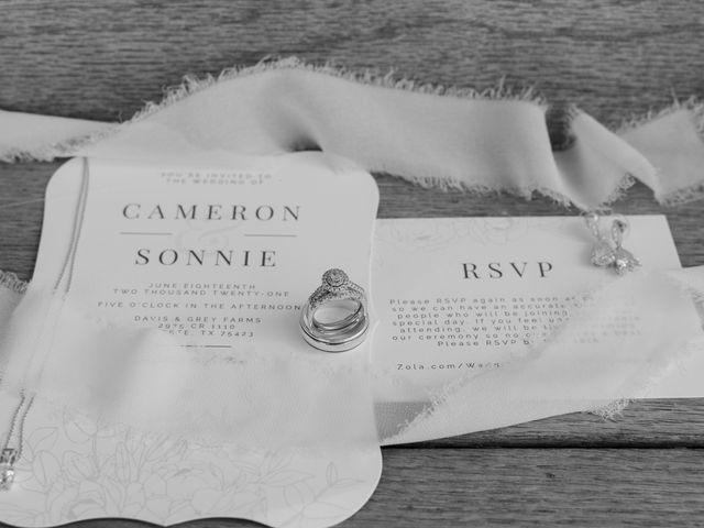 Cameron and Sonnie's Wedding in Celeste, Texas 129