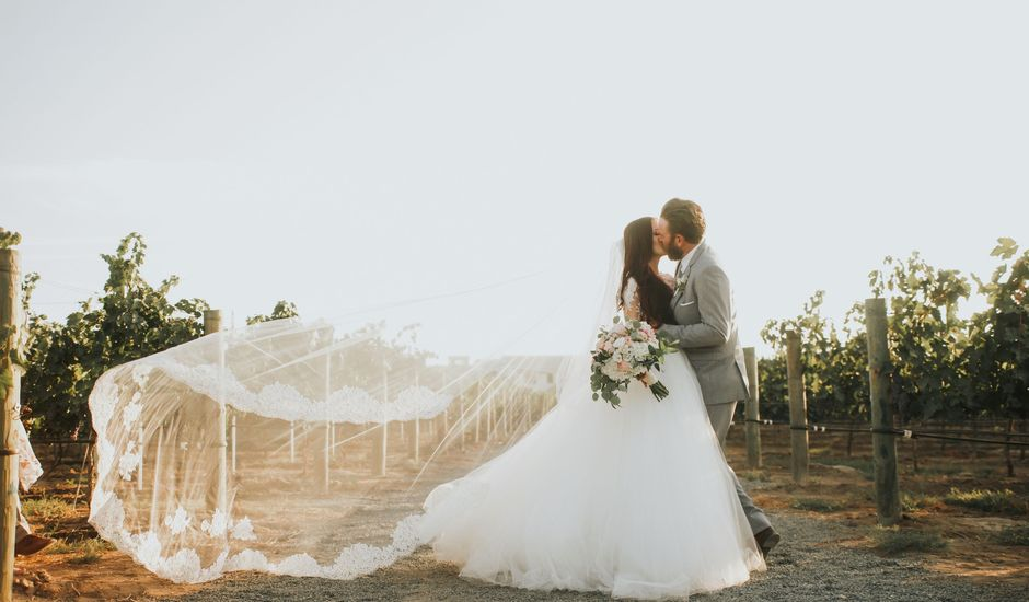 Emmet  and Erin 's Wedding in Temecula, California
