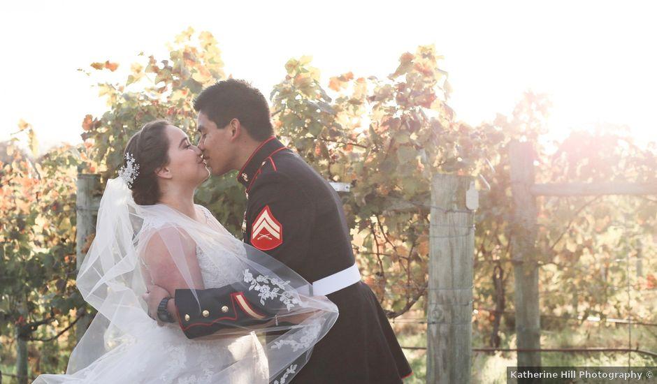 William and Alexis's Wedding in Bridgewater, Virginia