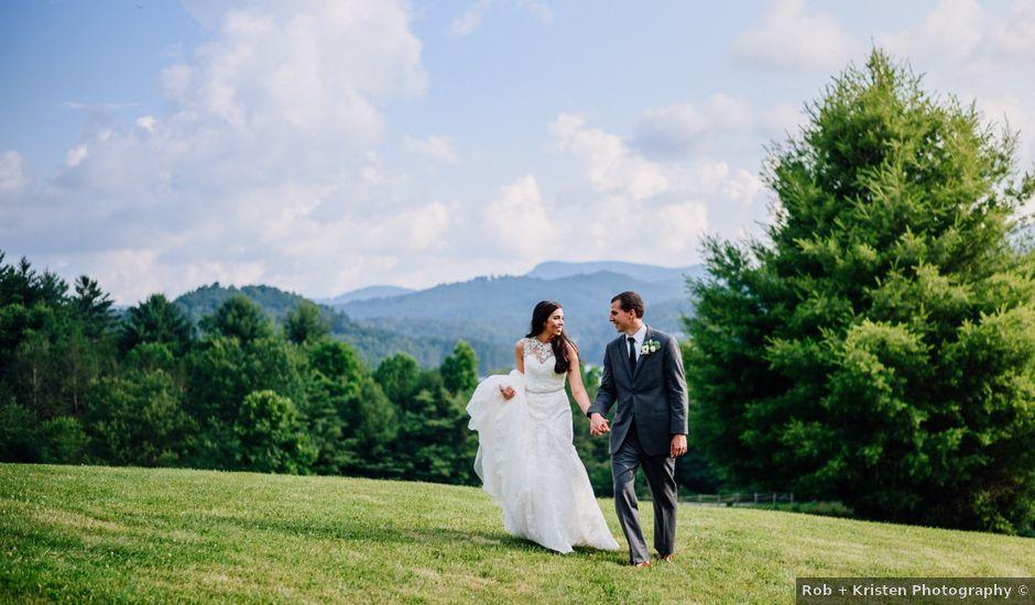 Paul and Marissa's Wedding in Glenville, North Carolina