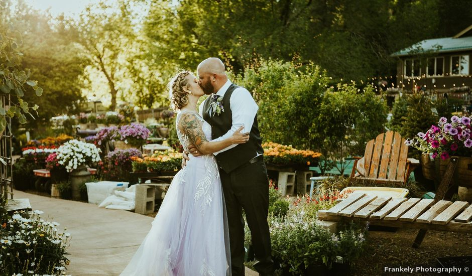 Dustin and Mary's Wedding in Flagstaff, Arizona