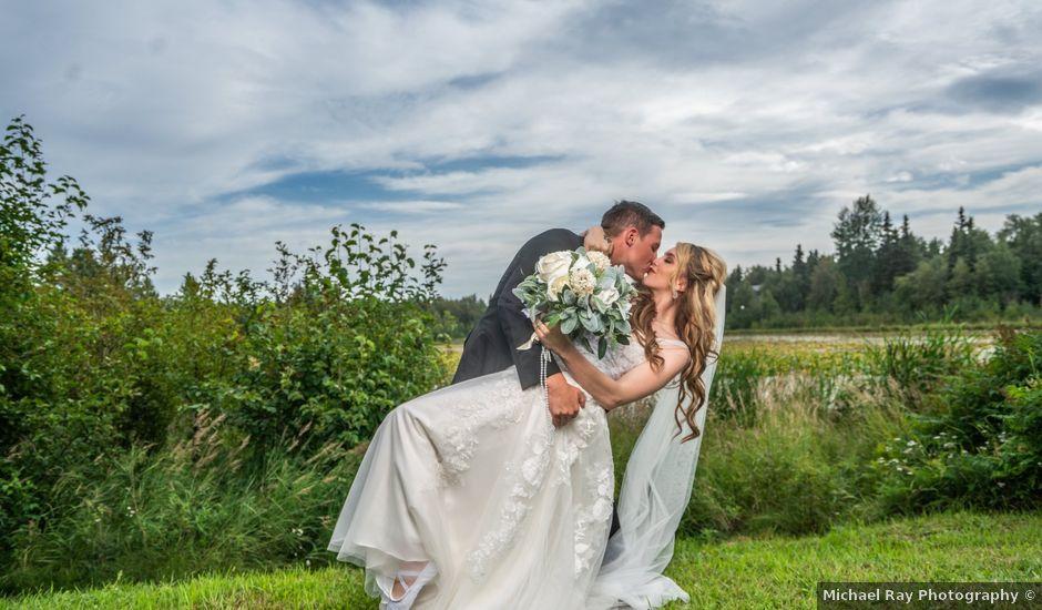 Austin and Kendra's Wedding in Anchorage, Alaska