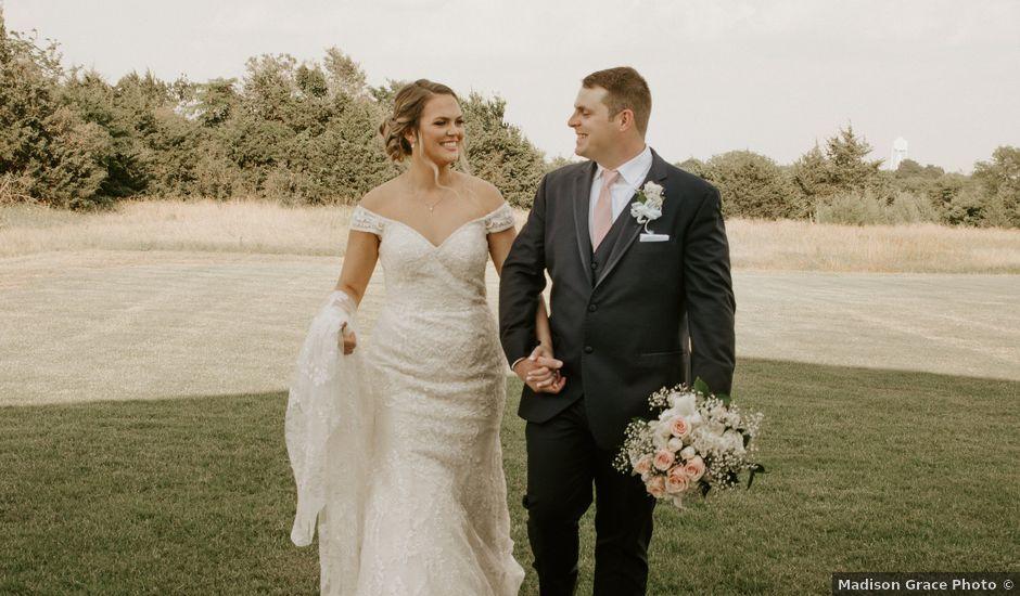 Cameron and Sonnie's Wedding in Celeste, Texas