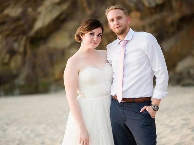 The wedding of Matt and Krysta