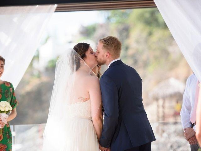 Krysta and Matt's Wedding in Puerto Vallarta, Mexico 11