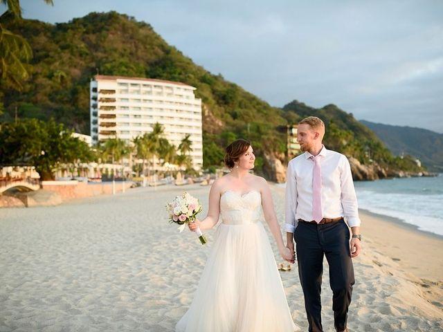 Krysta and Matt's Wedding in Puerto Vallarta, Mexico 16