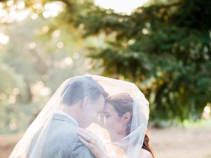 The wedding of Sarah and Stephen
