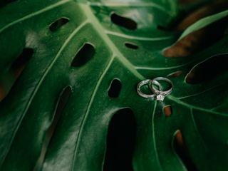 The wedding of Chrstina and Eliezer 1