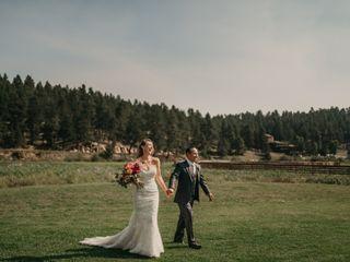 The wedding of Chrstina and Eliezer
