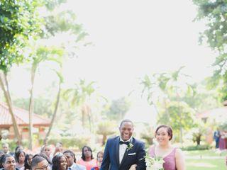 The wedding of Rosalie and Aldo 1