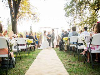 The wedding of Sarah and Stephen 2
