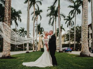 The wedding of Krystle and Jason 1