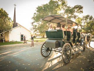 The wedding of Caitlyn and Jameson 1