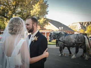 The wedding of Caitlyn and Jameson 3