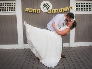 The wedding of Heather and Robert 2
