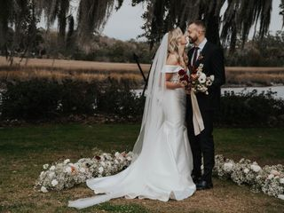 The wedding of Brooke and Stephen