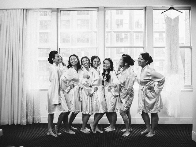 Kui and Irine's Wedding in Philadelphia, Pennsylvania 10