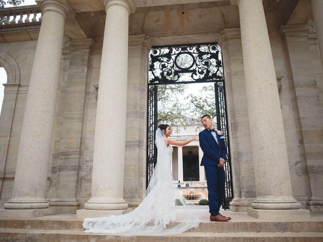 Kui and Irine's Wedding in Philadelphia, Pennsylvania 16