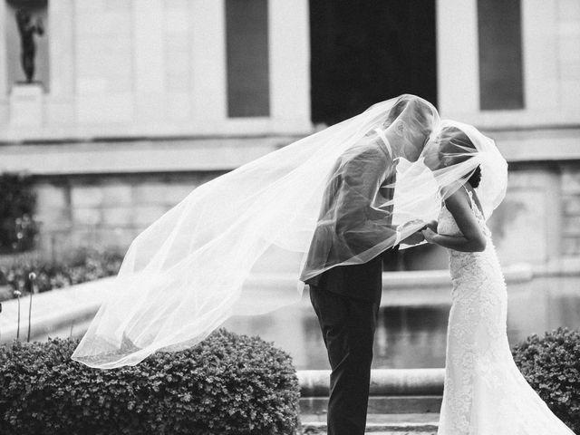 Kui and Irine's Wedding in Philadelphia, Pennsylvania 20