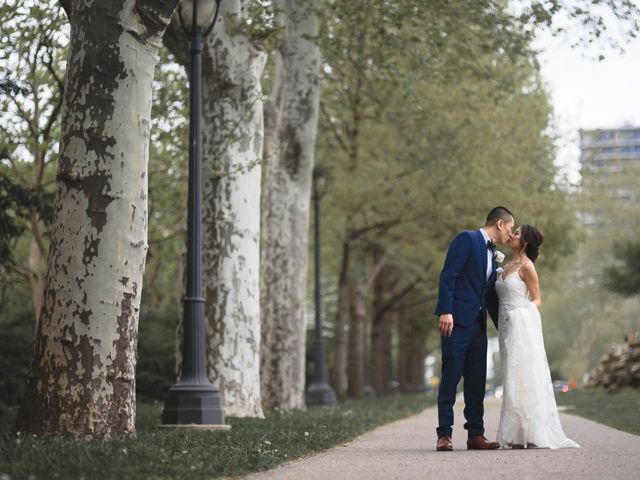 Kui and Irine's Wedding in Philadelphia, Pennsylvania 22
