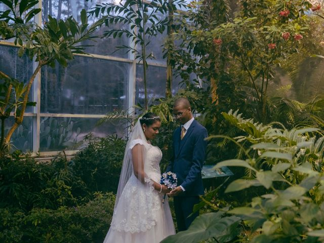 The wedding of Dani and Jarrette