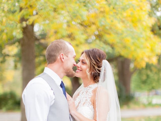 Dustin and Amber's Wedding in Green Bay, Wisconsin 15