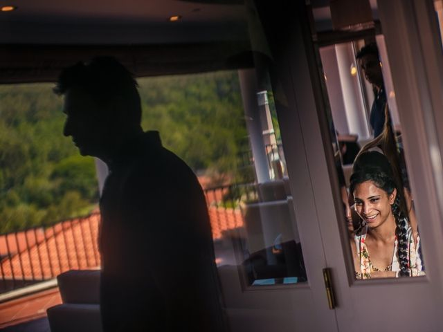 Brian and Saloni's Wedding in Sintra, Portugal 1
