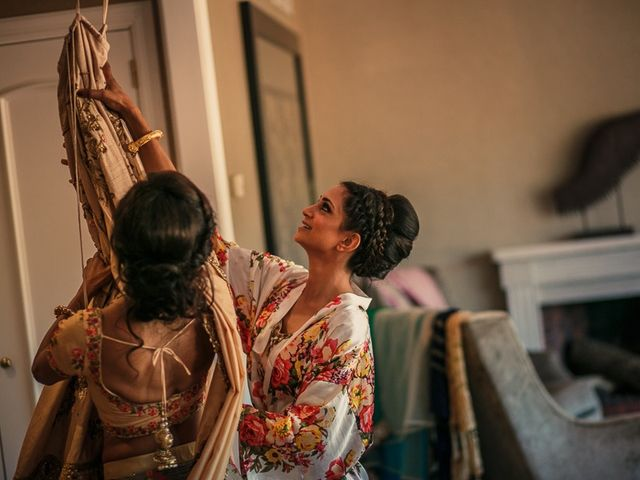 Brian and Saloni's Wedding in Sintra, Portugal 5