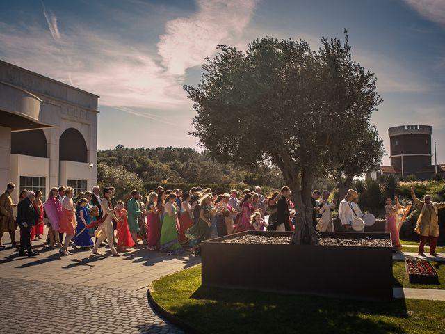 Brian and Saloni's Wedding in Sintra, Portugal 16