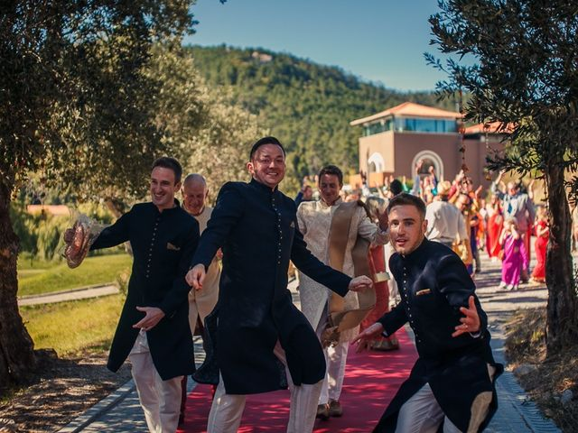 Brian and Saloni's Wedding in Sintra, Portugal 19