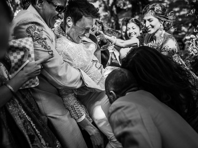 Brian and Saloni's Wedding in Sintra, Portugal 24